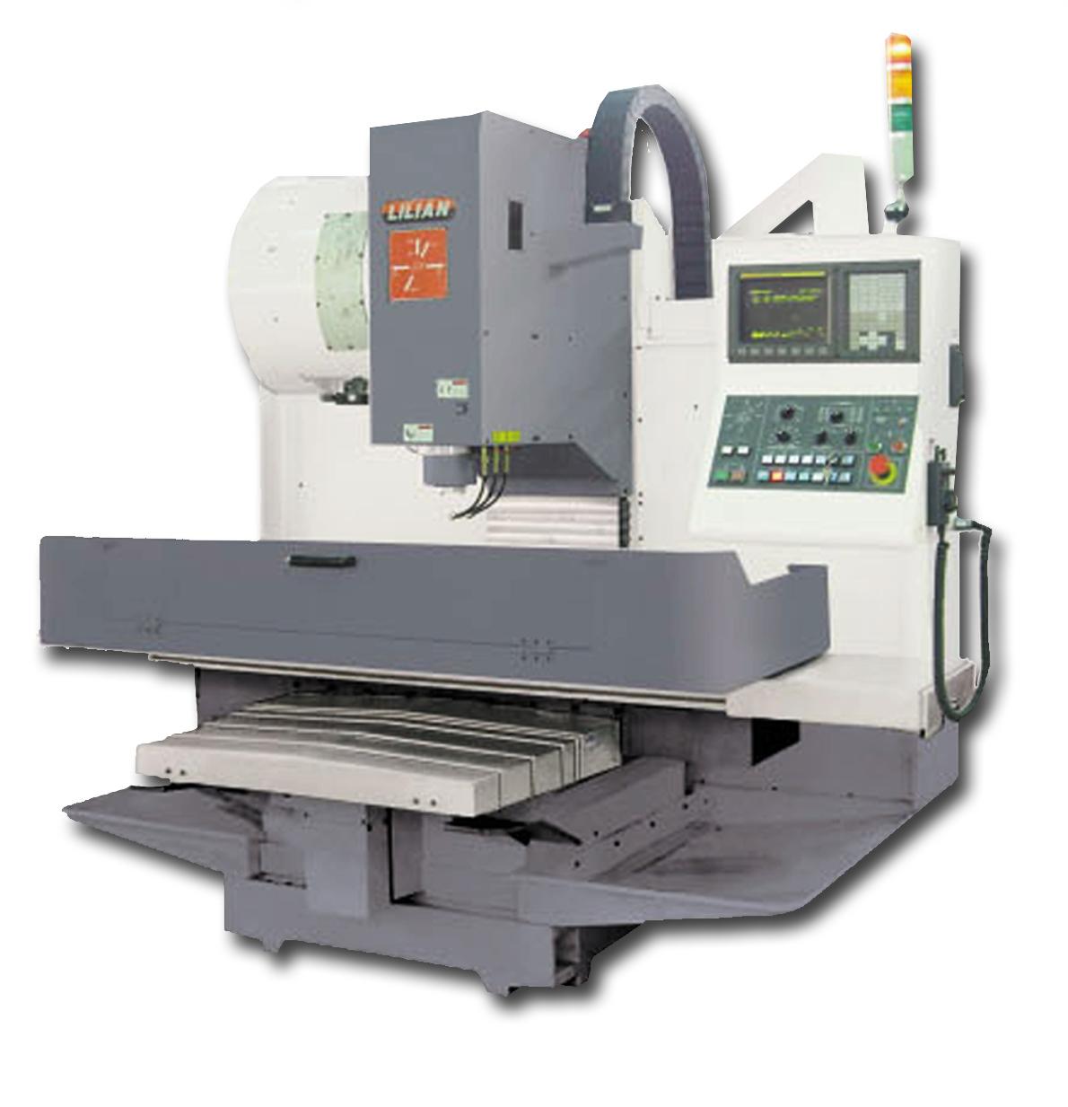 cnc machine description